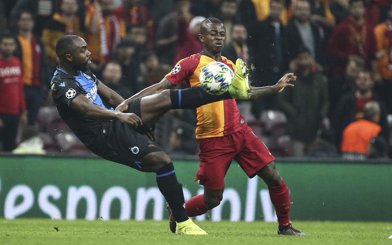Galatasaray Club Brugge UEFA Şampiyonlar Ligi maçı golleri ve geniş özeti