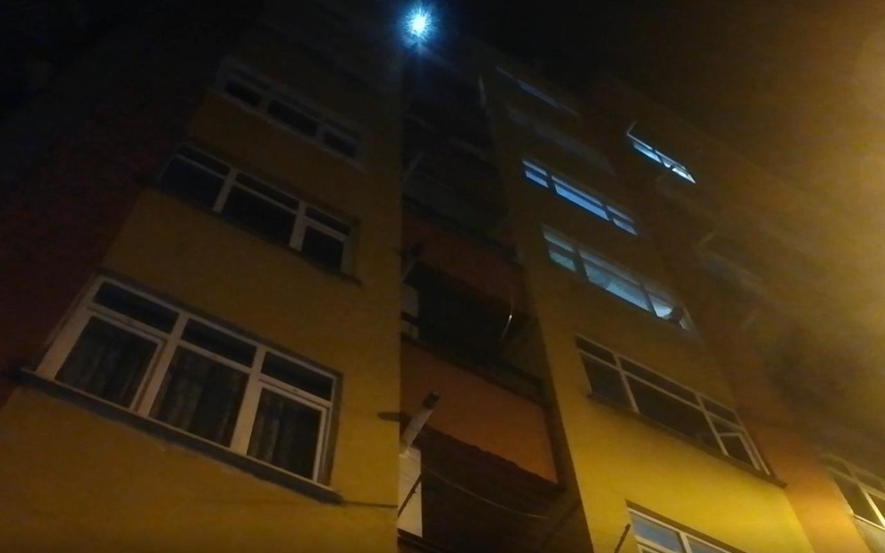 Rize'de pencereden düşerek ölen kız çocuğunun annesi tutuklandı