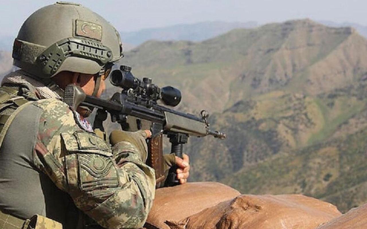 MSB duyurdu! PKK'ya bir darbe daha: 7 terörist öldürüldü