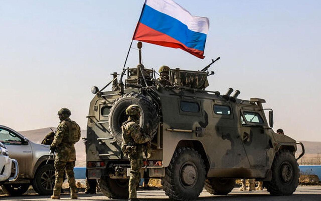 Rus heyetten terör örgütü YPG/PKK'ya ziyaret