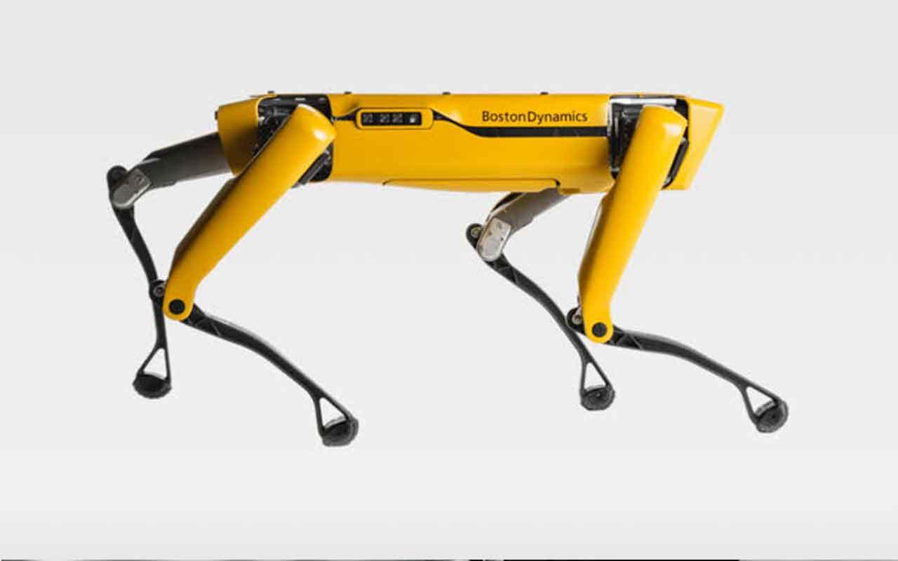 Boston Dynamics'in robotları polis oldu