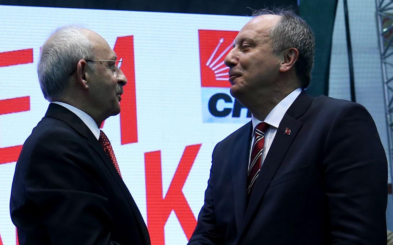 Kemal Kılıçdaroğlu'ndan Muharrem İnce'ye sert yanıt CHP'de çete aramak bir gaflettir