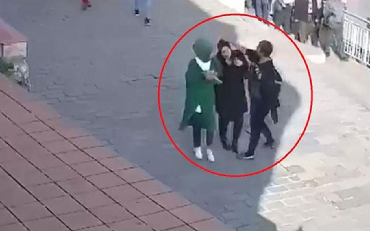 Karaköy'de başörtülü kadına saldırmıştı! İstenen ceza belli oldu