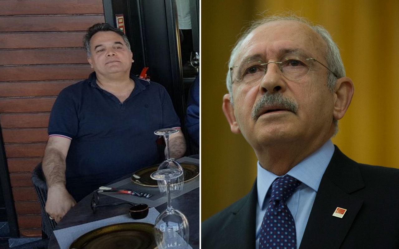 Kılıçdaroğlu Talat Atilla ile 7 yıldır görüşmedim demişti Nedim Şener'den olay paylaşım
