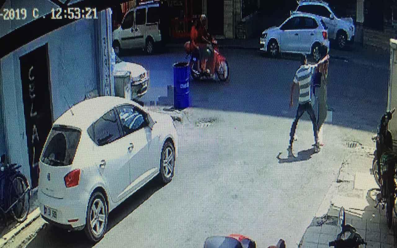 Adana'da genç kadının çığlığı kapkaççıyı yakalattı