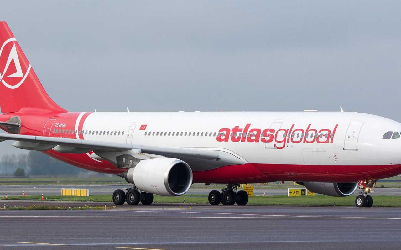 Uçuşlarını durduran Atlasglobal hakkında Ulaştırma Bakanlığı'ndan açıklama