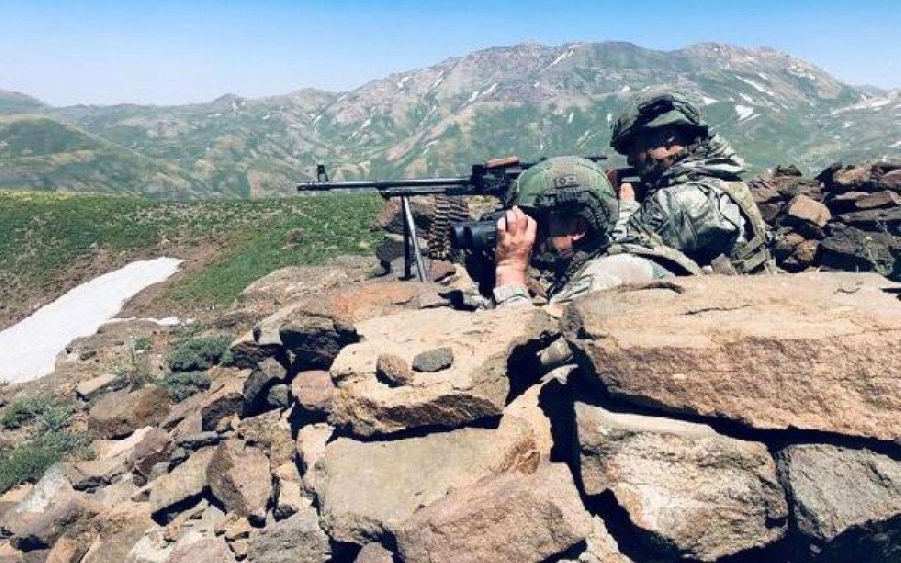Milli Savunma Bakanlığı: 170 terörist etkisiz hale getirildi