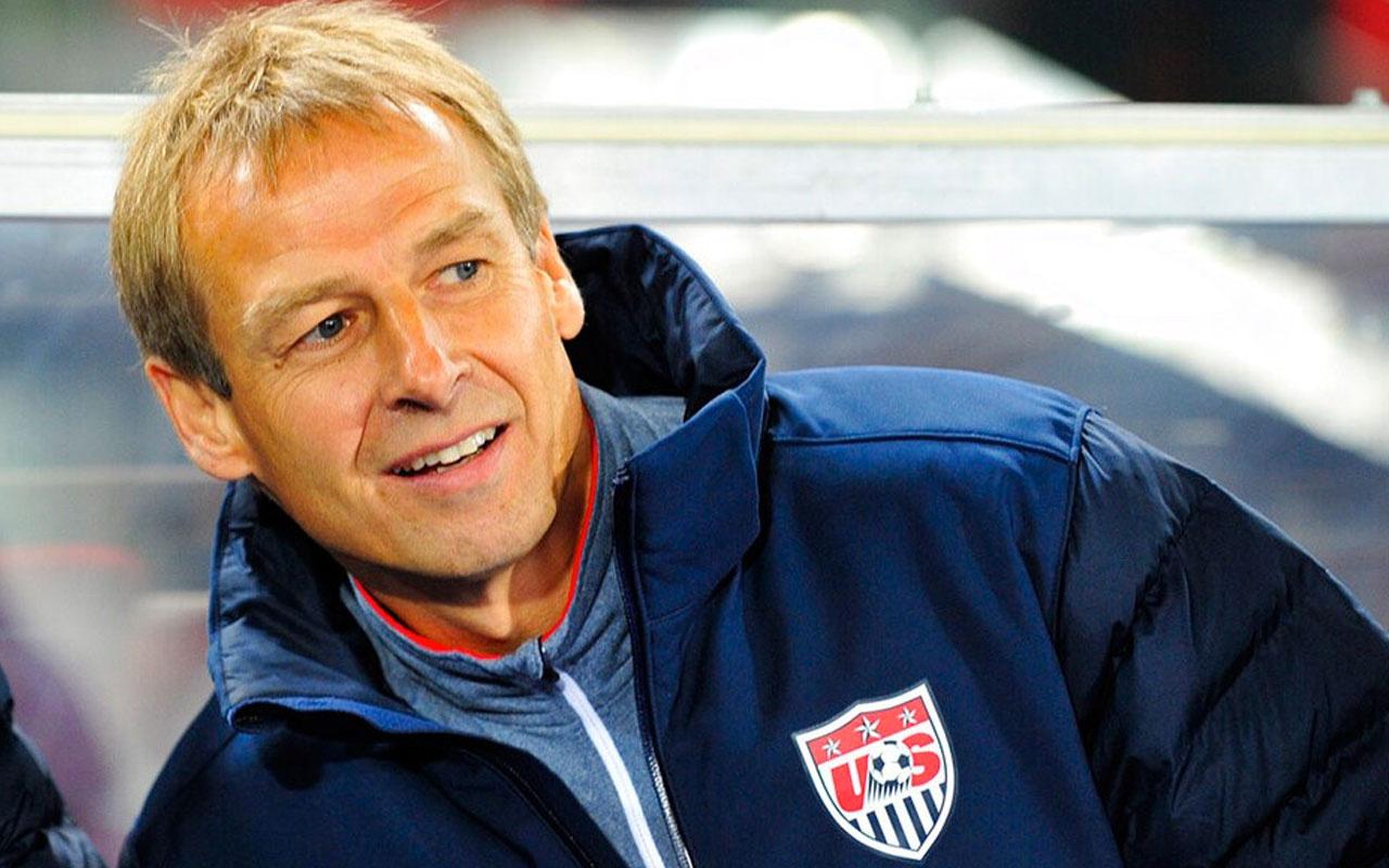 Hertha Berlin'de Jürgen Klinsmann dönemi