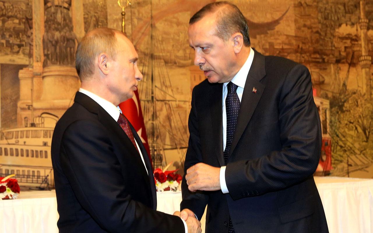 Rusya açıkladı: Putin, Erdoğan'la Türkiye ziyaretinin tarihi konusunda anlaştı