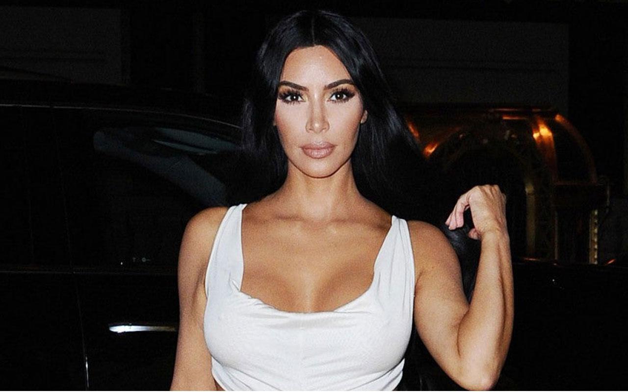 Kim Kardashian'dan flaş karar 'Ölene kadar çıplak selfielerimi paylaşacağım' demişti