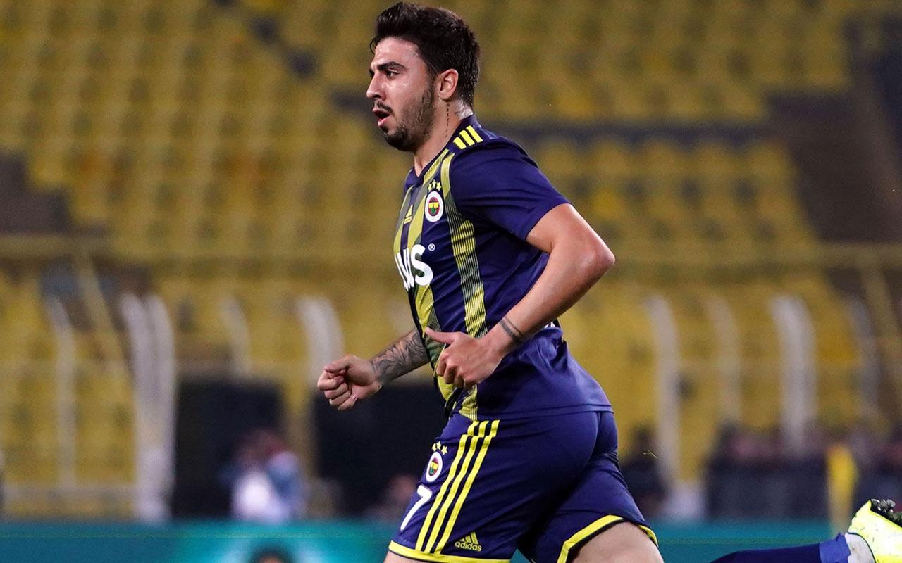 Fenerbahçe'de Ozan ve Luiz Gustavo'dan sevindiren haber