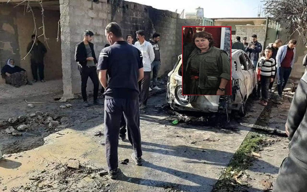 Sincar'daki en üst düzey kadın terörist Beraat Afşin MİT operasyonuyla etkisiz hale getirildi
