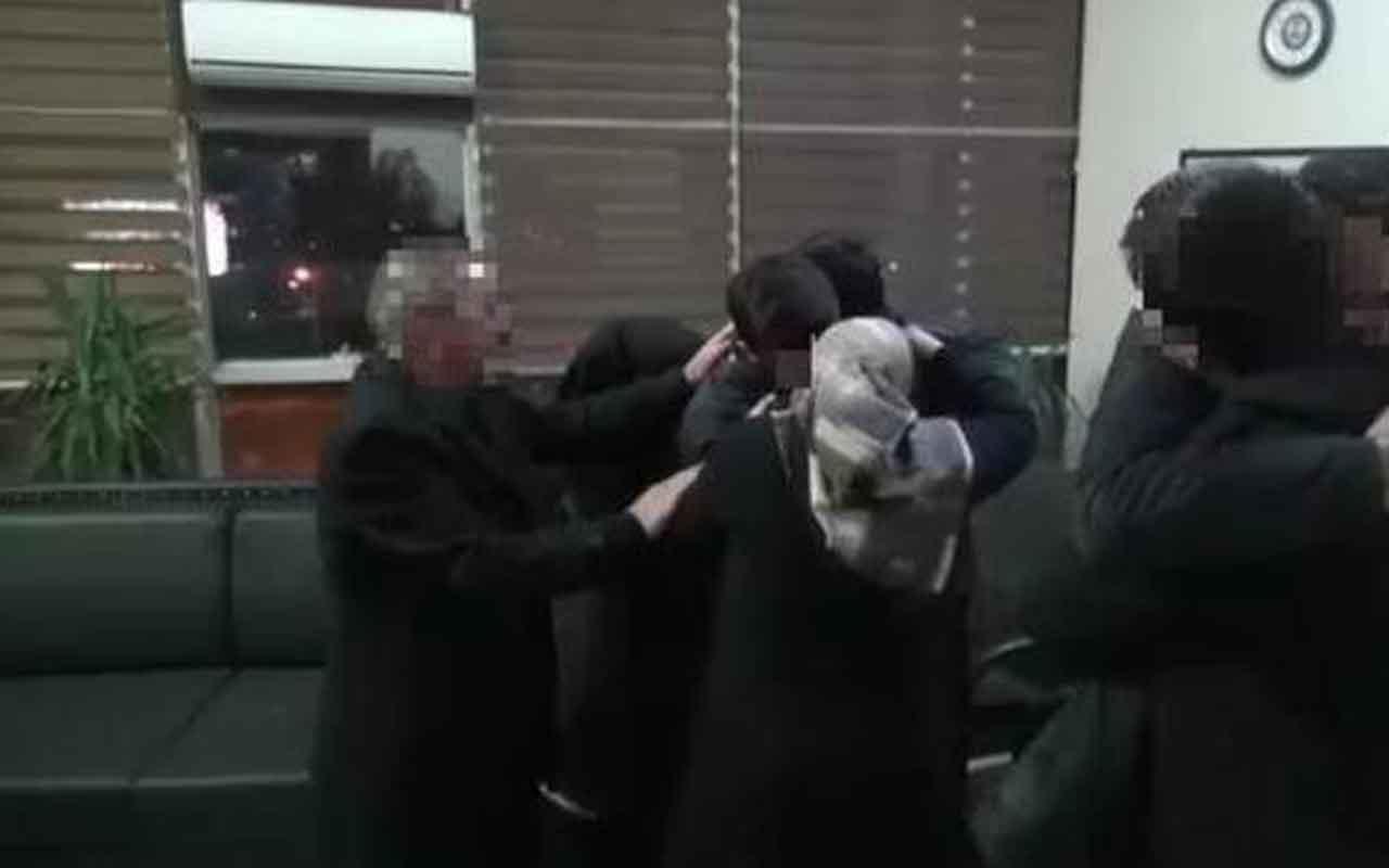 Polisin ikna ettiği 2 PKK'lı, ailelerine teslim edildi