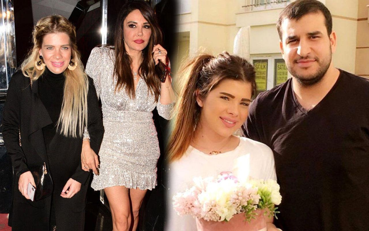 Damla Ersubaşı eşi Mustafa Can Keser'i affetti Esra Balamir'in doğum gününde eğlendi