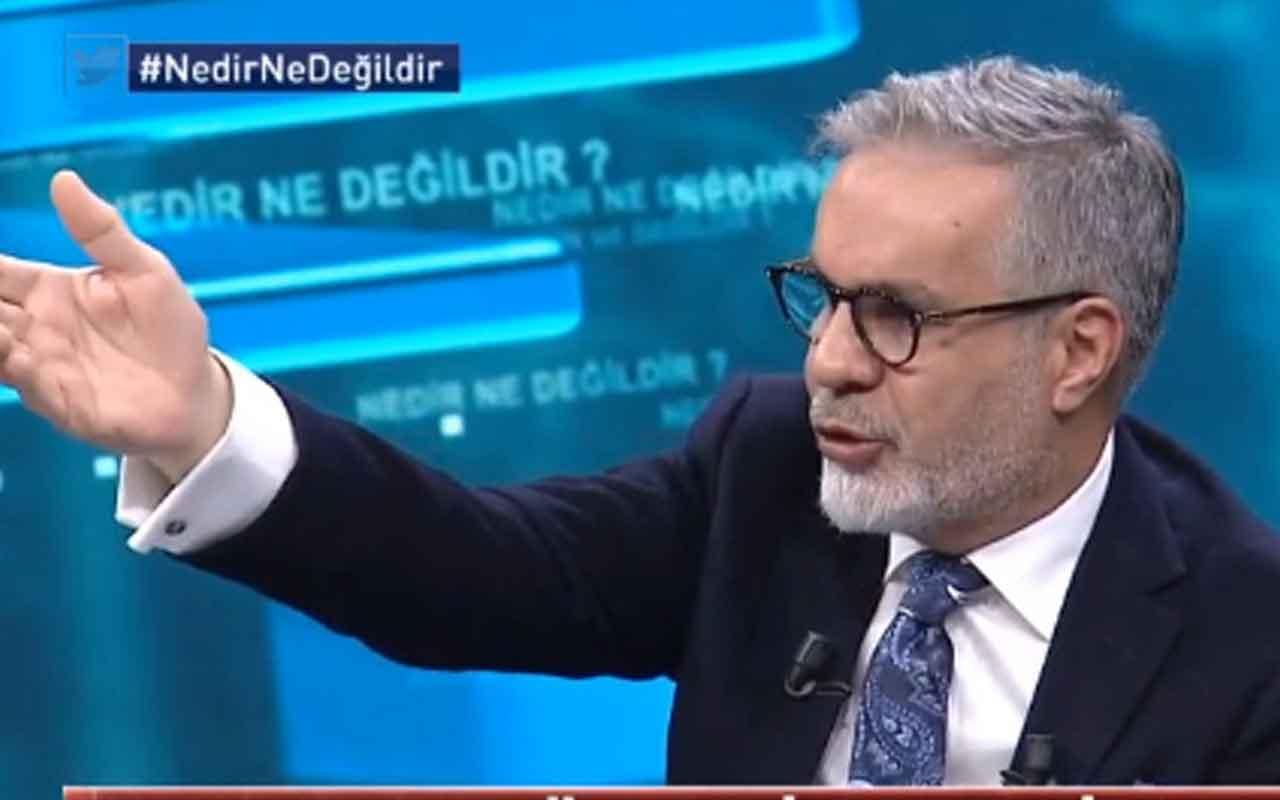 Hadi Özışık'ın Berhan Şimşek'e sorusu geceye damga vurdu!