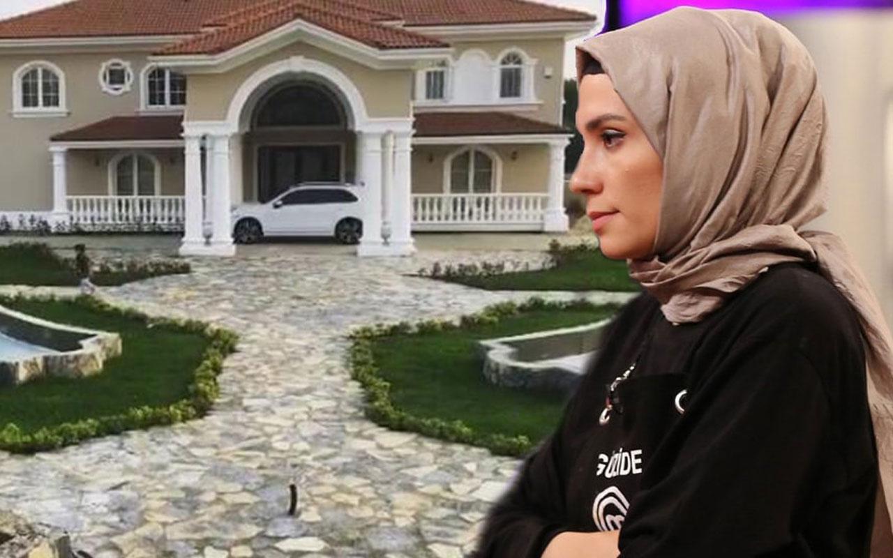 Masterchef Güzide Mertcan'dan lüks villası için itiraf: Allaha şükür vaktinde satmışız