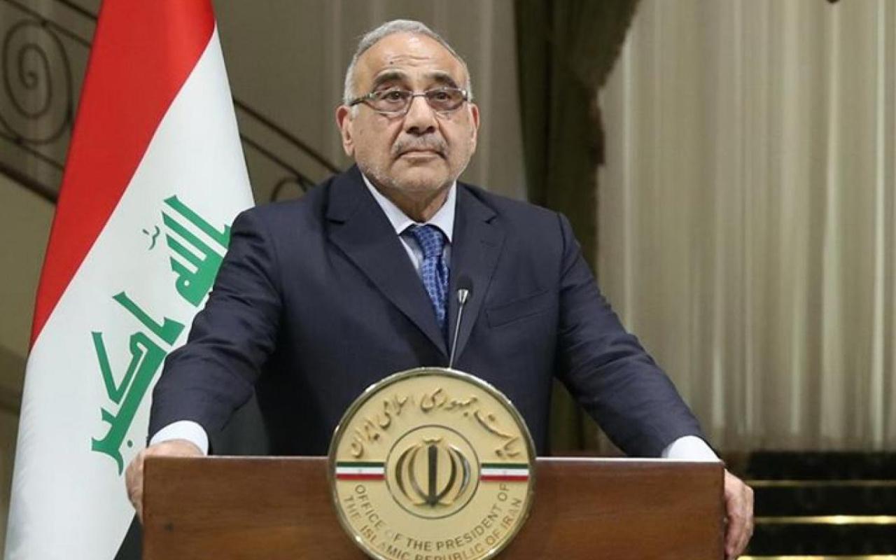 Irak Başbakanı istifasını resmen sundu!