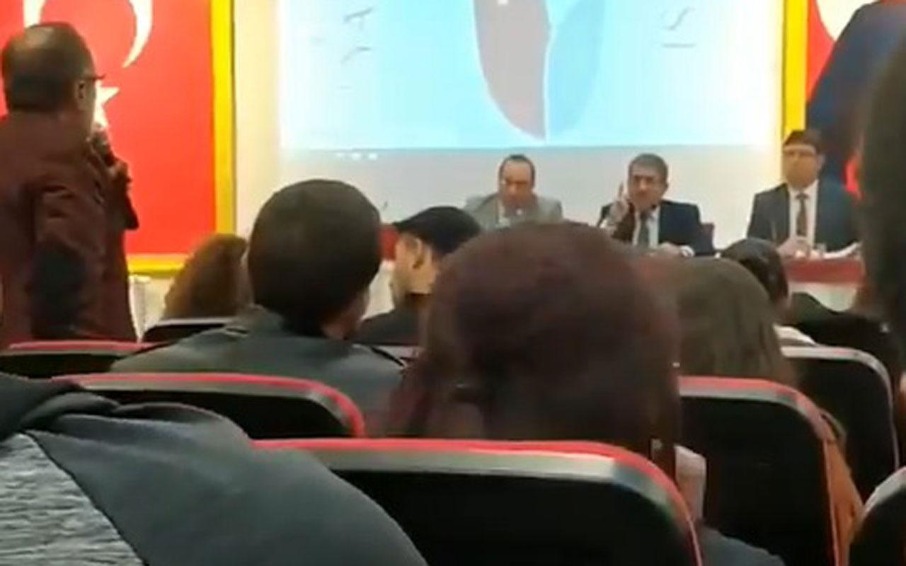 Rektör Suat Cebeci yazar Ebubekir Sifil'i böyle kovdu Suat Cebeci istifa TT oldu