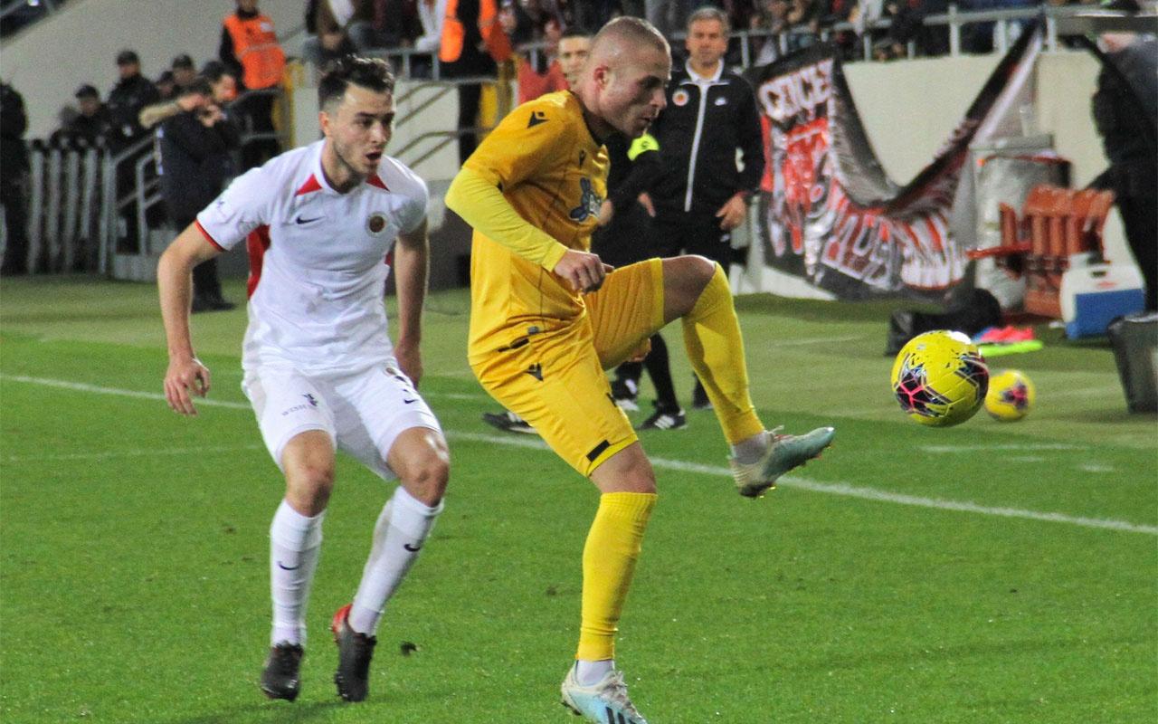 Gençlerbirliği: 3 - Yeni Malatyaspor: 3