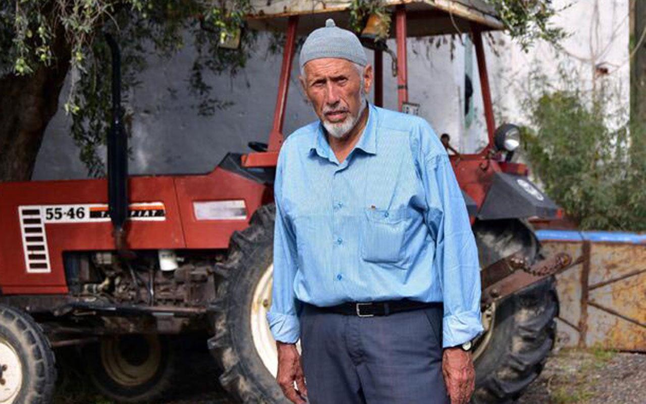 'Barış Pınarı Harekatı'na gönüllü katılmak için başvurmuştu yaşlı adam kendini astı