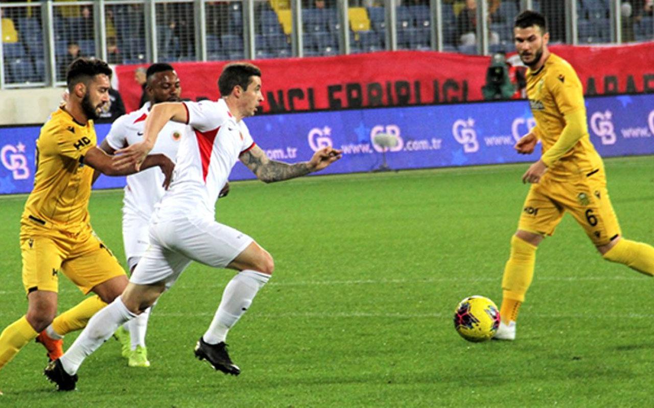 Süper Lig'de haftanın açılış maçı nefes kesti!