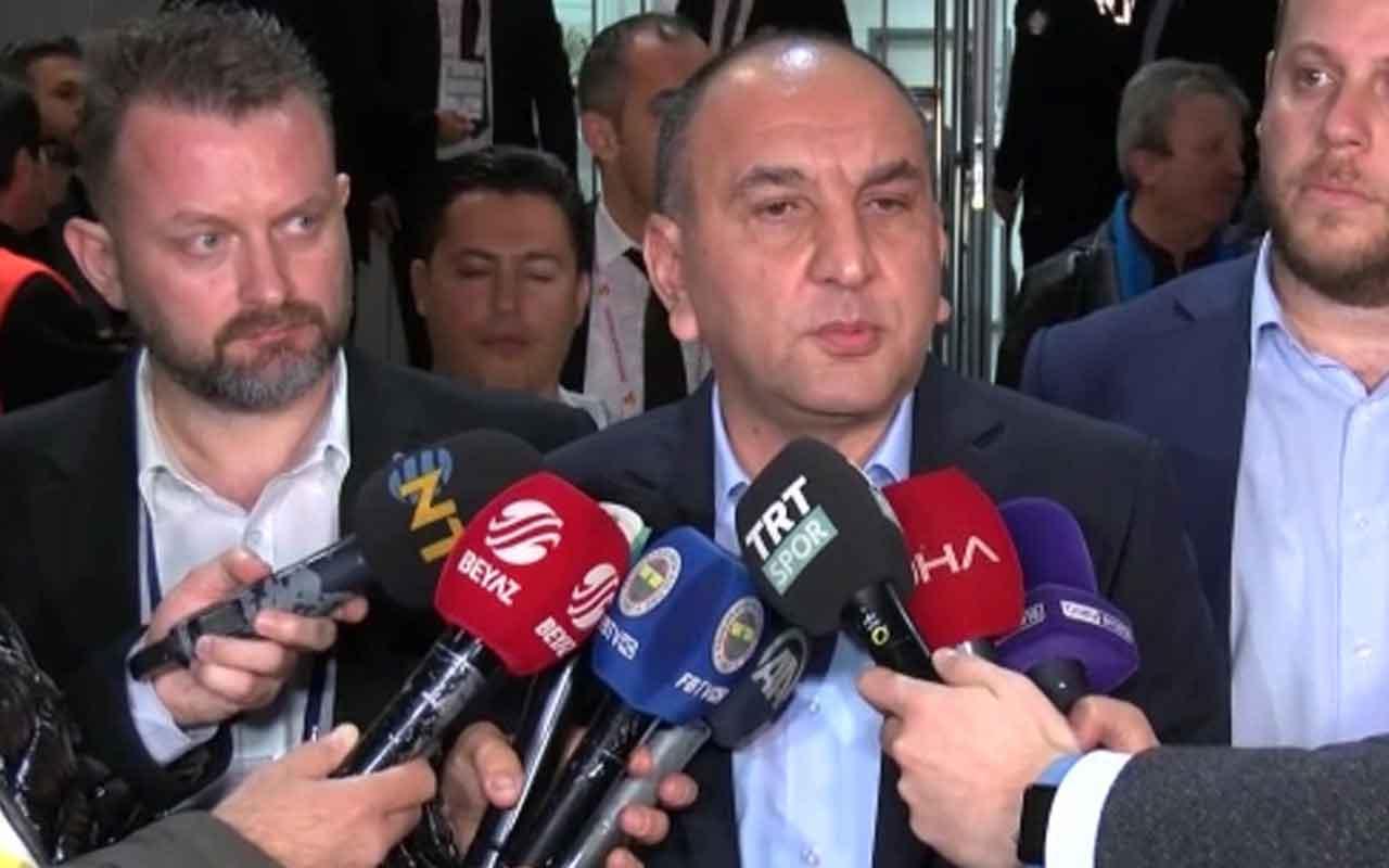 Semih Özsoy: Asarız, keserizle gelmedik lakin Fenerbahçe'yi de kimseye yedirmeyiz
