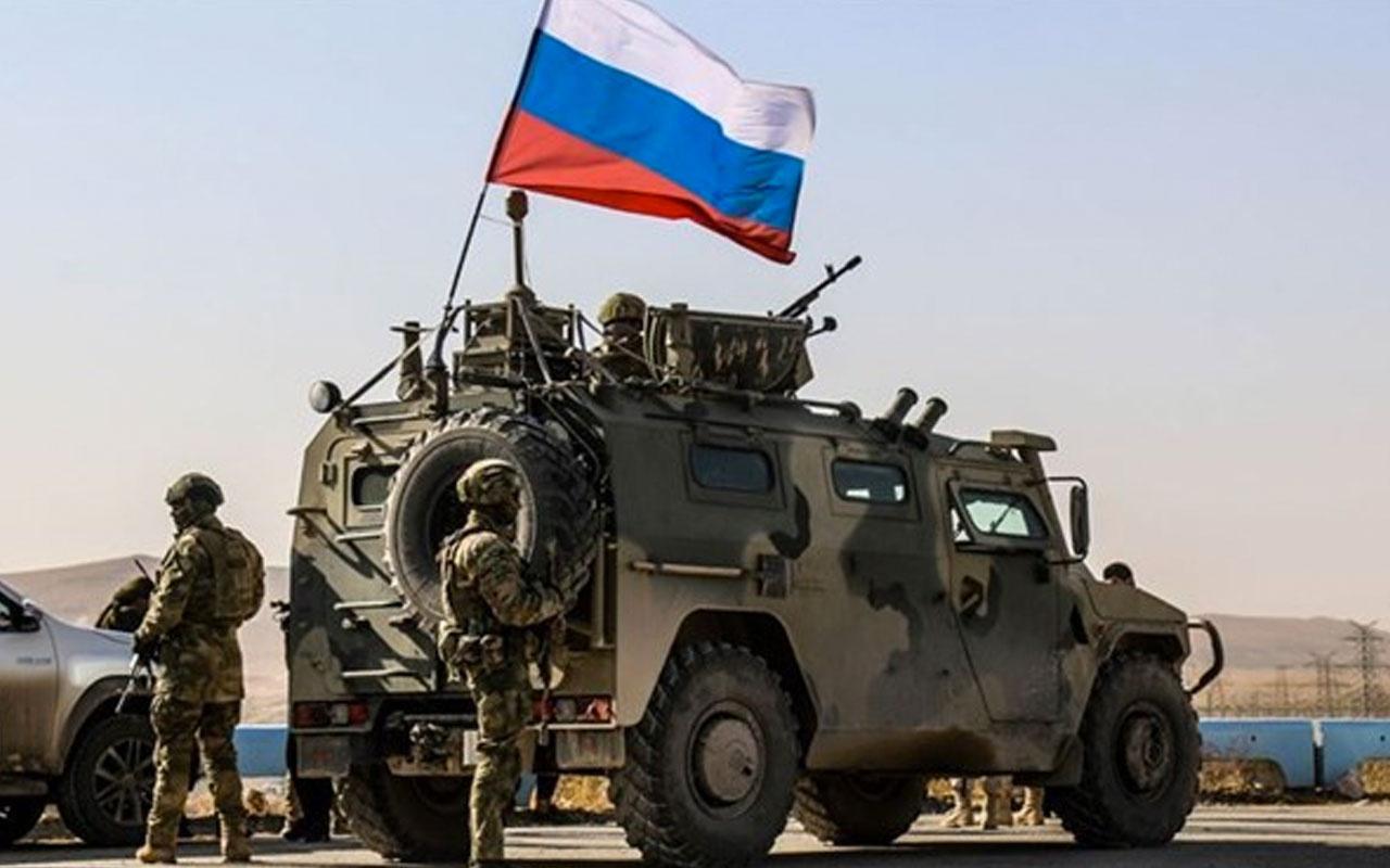 Rusya Suriye'nin kuzeyinde askeri üslerinin sayısını artırıyor