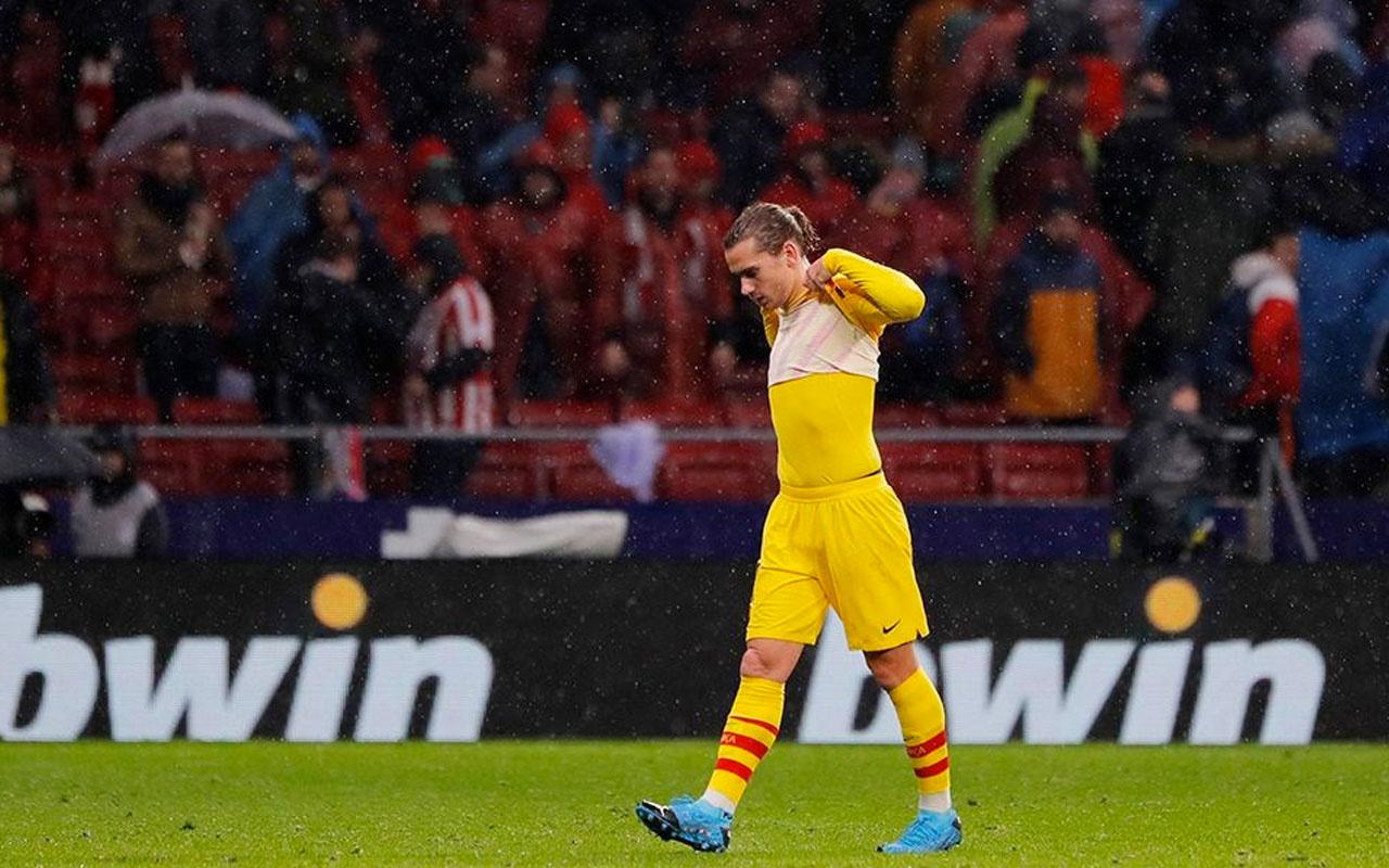 """Madrid'de """"Griezamann öl"""" tezahüratı"""