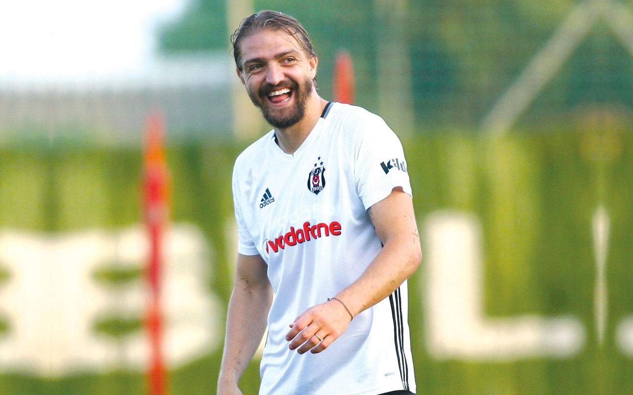 Caner Erkin'den Beşiktaş yönetimine sözleşme mesajı