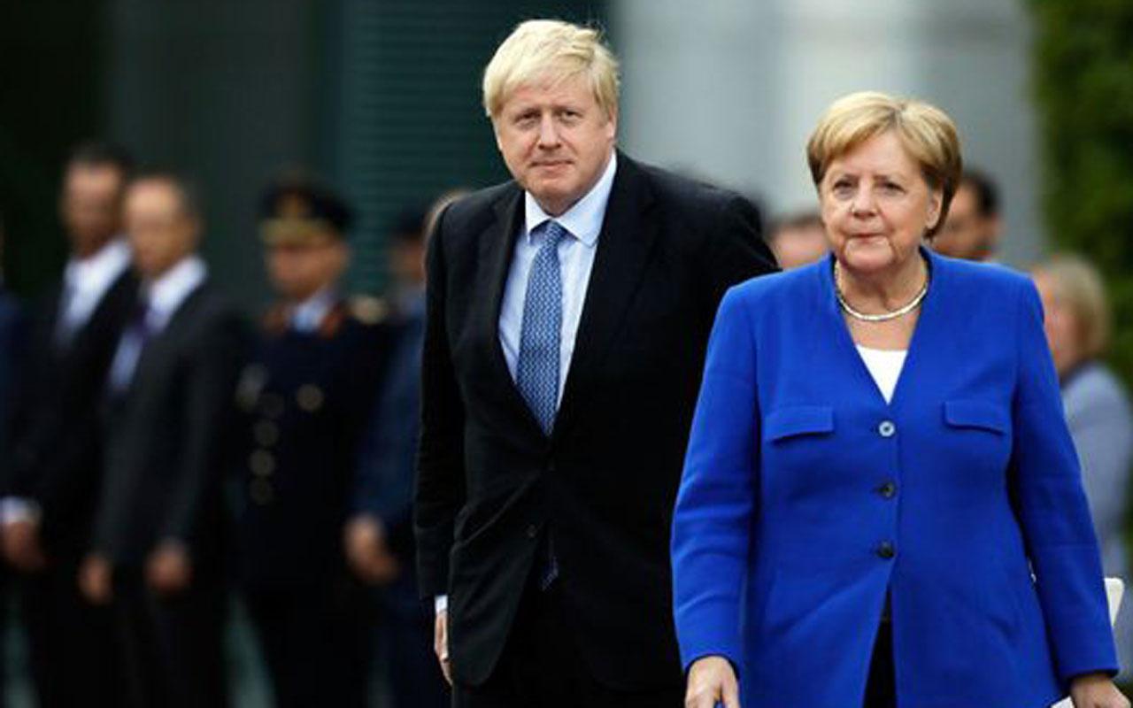Türkiye İngiltere Fransa ve Almanya'dan Suriye için dörtlü zirve