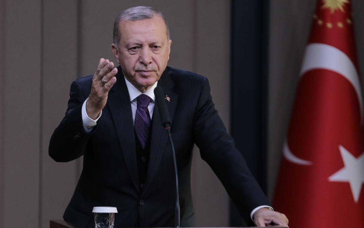 Erdoğan'dan çarpıcı sözler! 5 ülkeyi işaret ederek artık ömrünü tamamlamıştır dedi