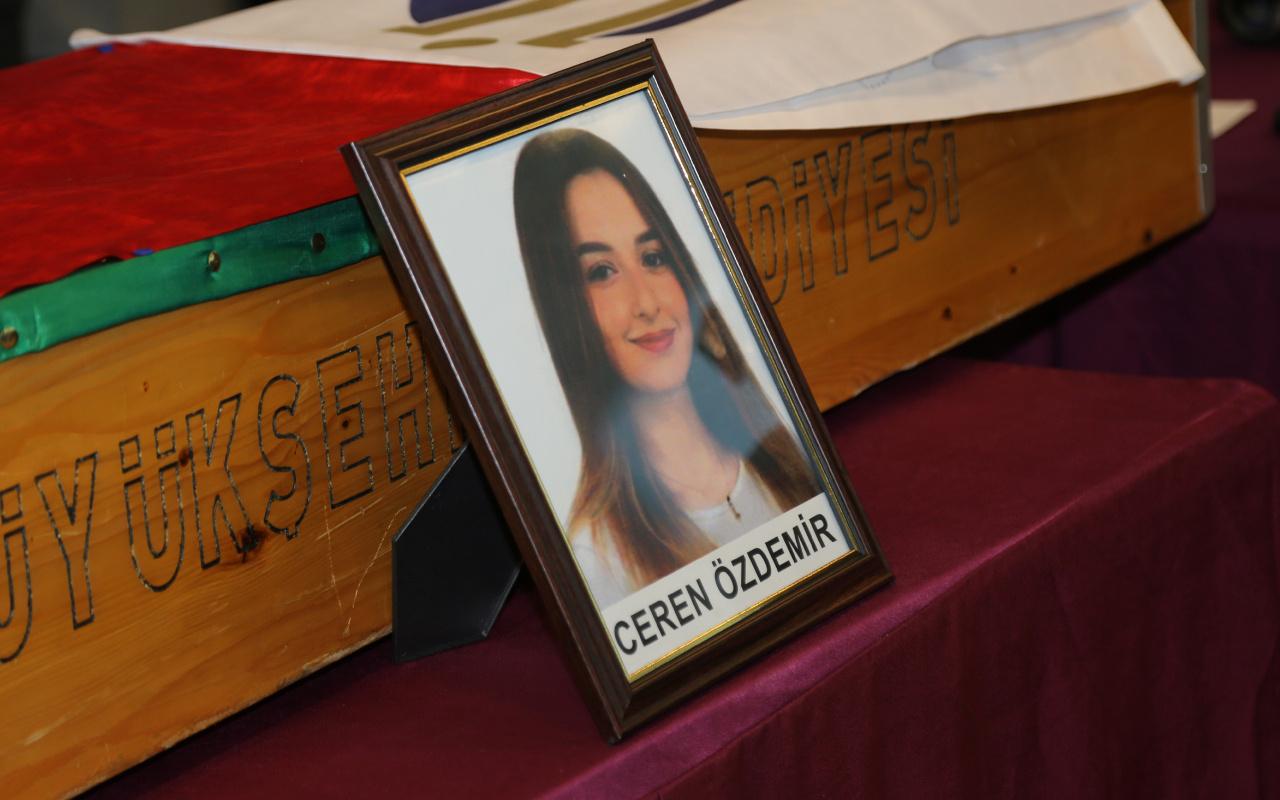 Ceren Özdemir'i öldüren zanlı suçunu itiraf etti Korkunç gerçek ortaya çıktı