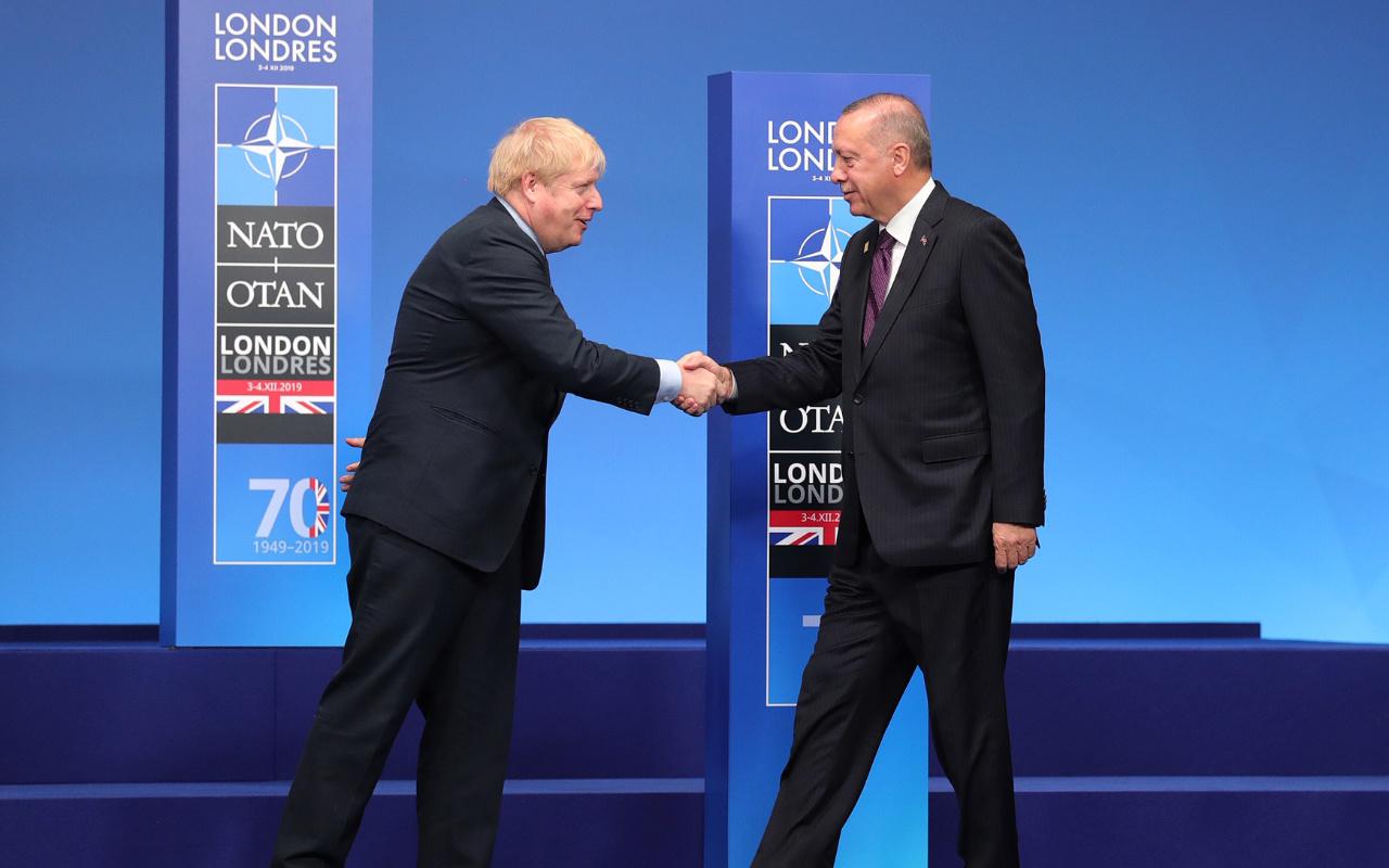 İngiltere Başbakanı Johnson: Türkiye'ye yönelik PKK tehdidinin farkındayız