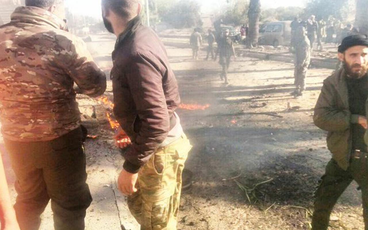Rasulayn'da bombalı saldırı! Aralarında çocukların da bulunduğu çok sayıda yaralı