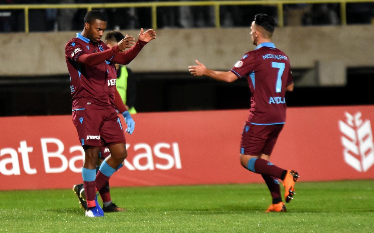 Altay Trabzonspor Türkiye Kupası  maçı golleri ve geniş özeti