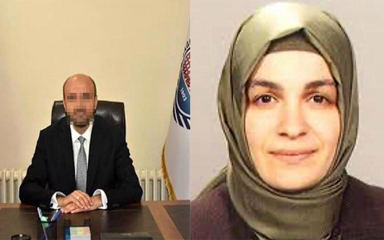 İstanbul'da öğretim görevlisi koca eşi boşanmak isteyince dehşet saçtı