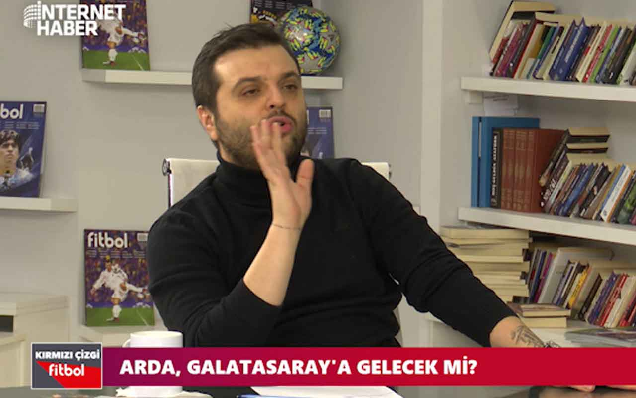 Candaş Tolga Işık: Arda Galatasaray'a bedava gelmez