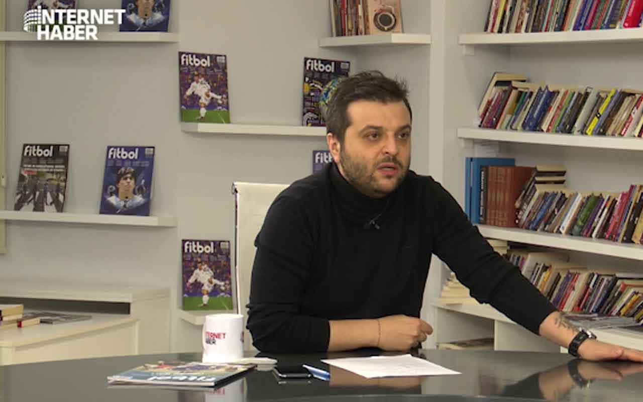 Candaş Tolga Işık: Murat Boz Beşiktaş için loca aldı