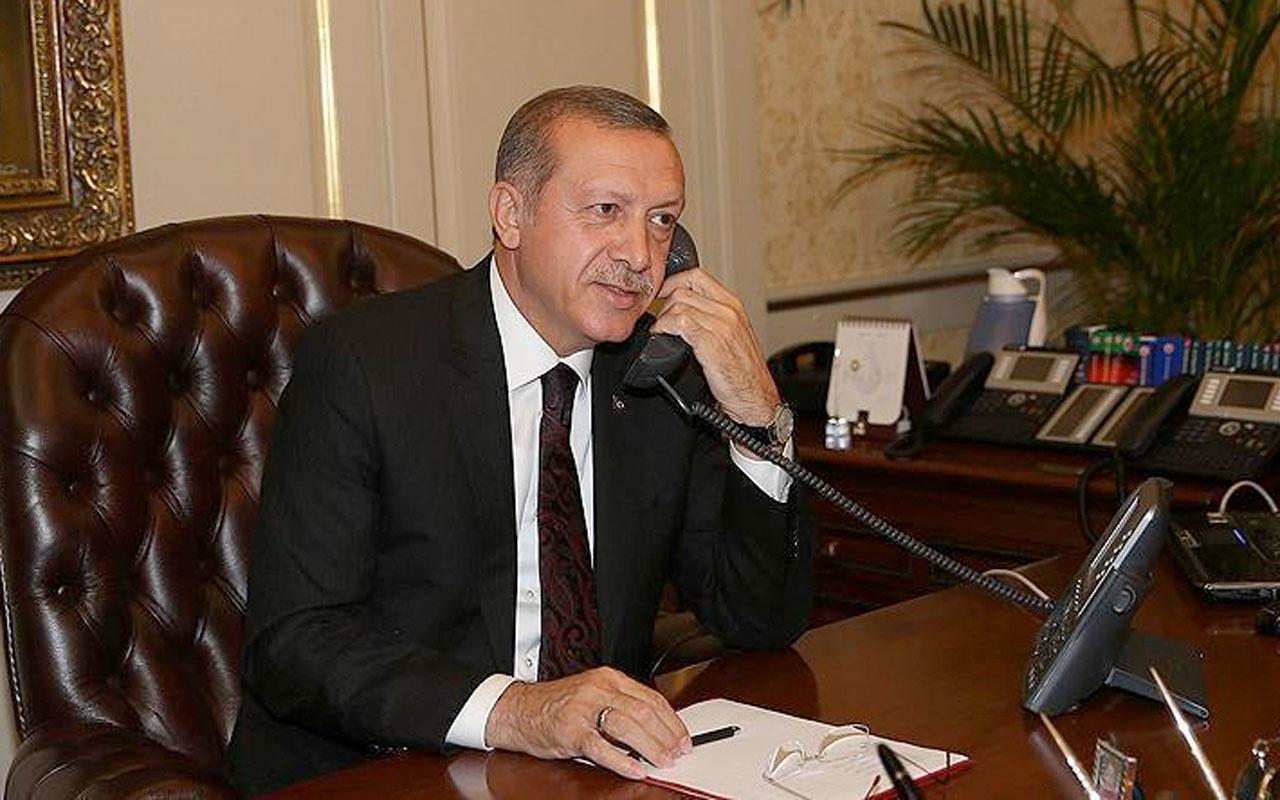 Cumhurbaşkanı Erdoğan'ın iş adamıyla telefon diyalogları kulislere sızdı