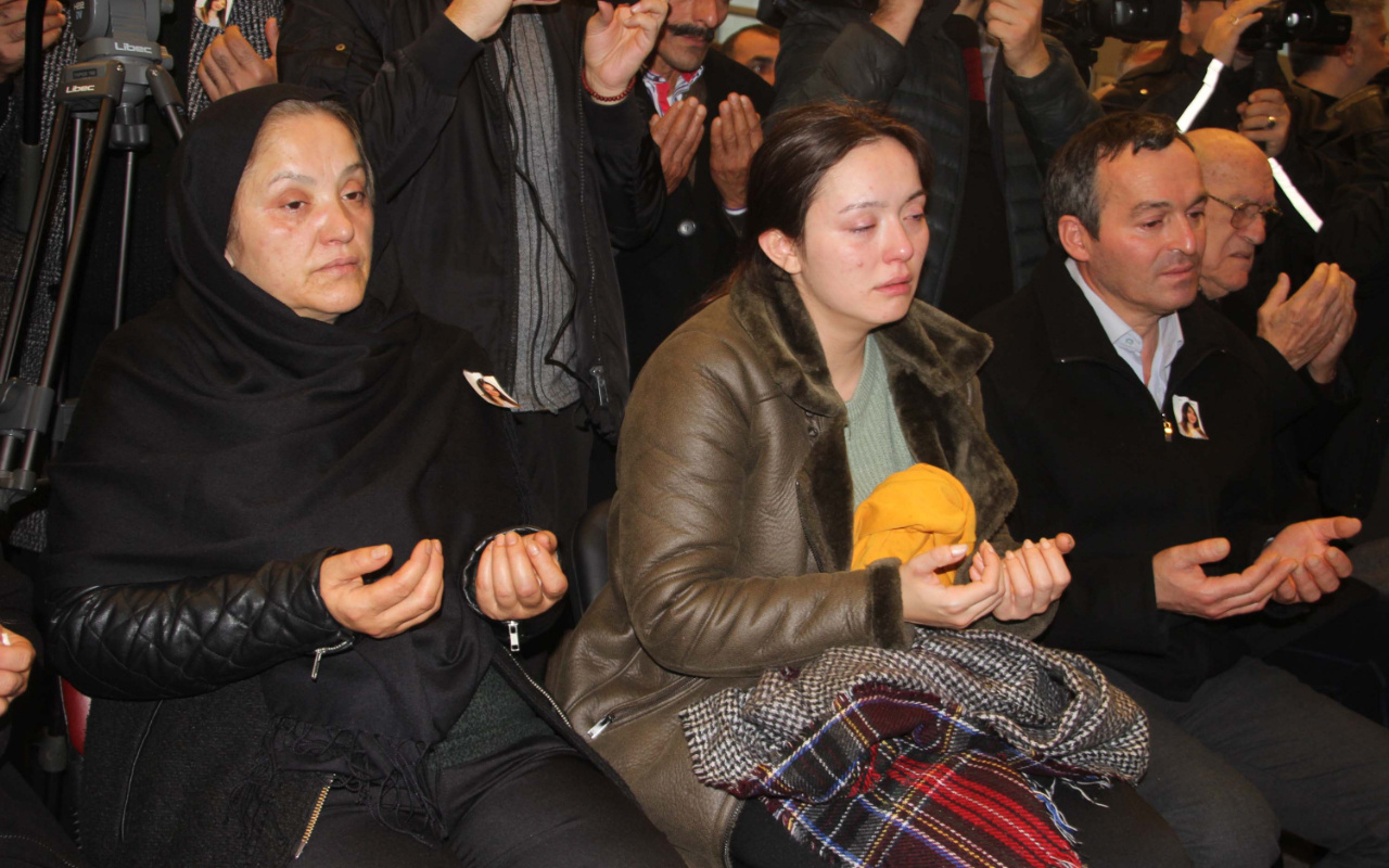 Ceren Özdemir'in anne ve babası yıkıldı! Cinayeti gören ablası Gizem şokta