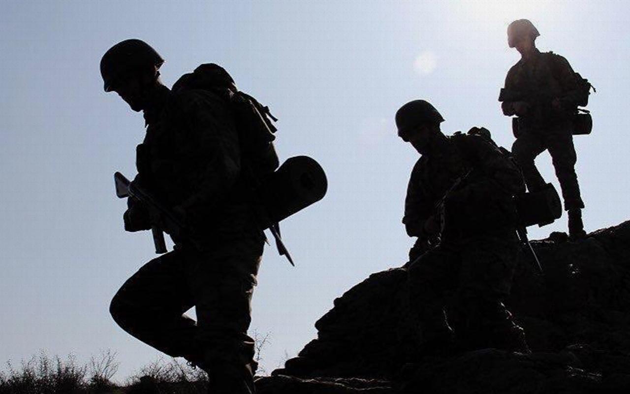 Irak'ın kuzeyinden kaçan PKK'lı 5 terörist güvenlik güçlerine teslim oldu