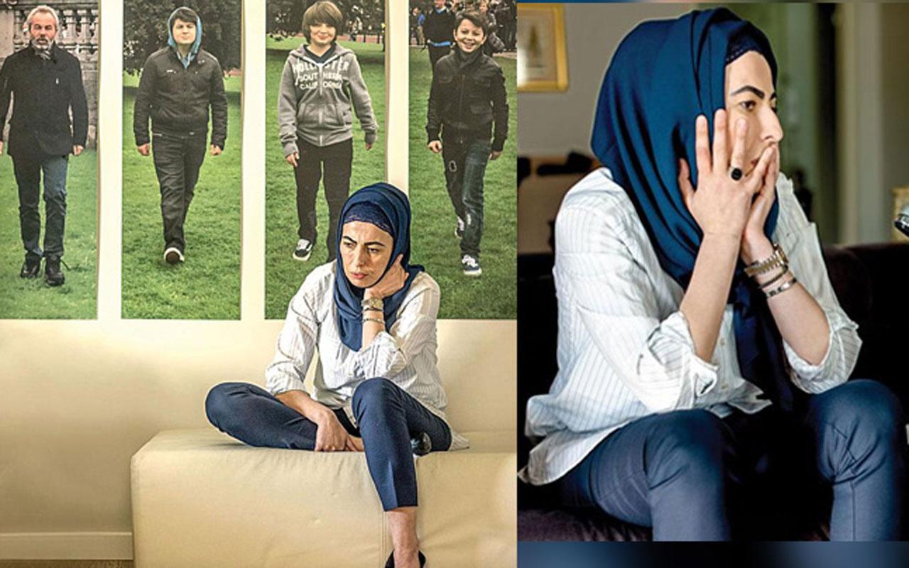 15 Temmuz'da eşi ve oğlunu kaybeden Nihal Olçok Ahmet Davutoğlu'nun partisinde