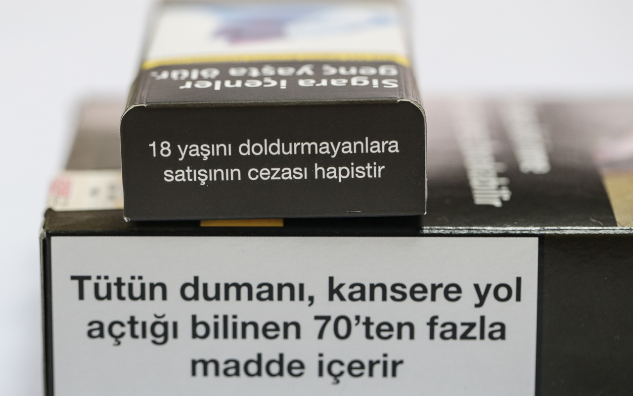 5 Ocak sigara zammı 2020 fiyat listesi yayıldı açıklama geldi