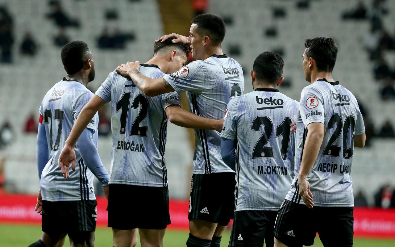Beşiktaş 24 Erzincanspor Türkiye Kupası maçı golleri ve geniş özeti