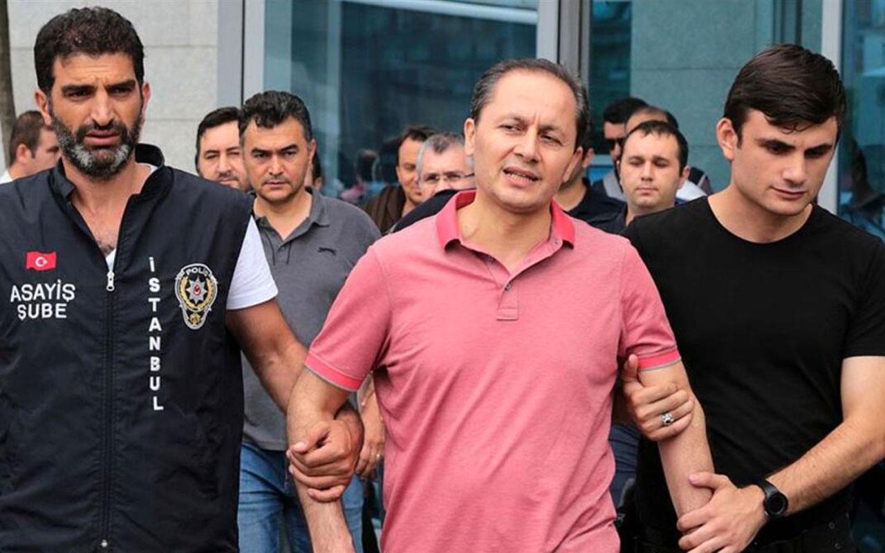 HSYK eski birinci daire başkanı FETÖ'den İbrahim Okur'a 10 yıl hapis cezası