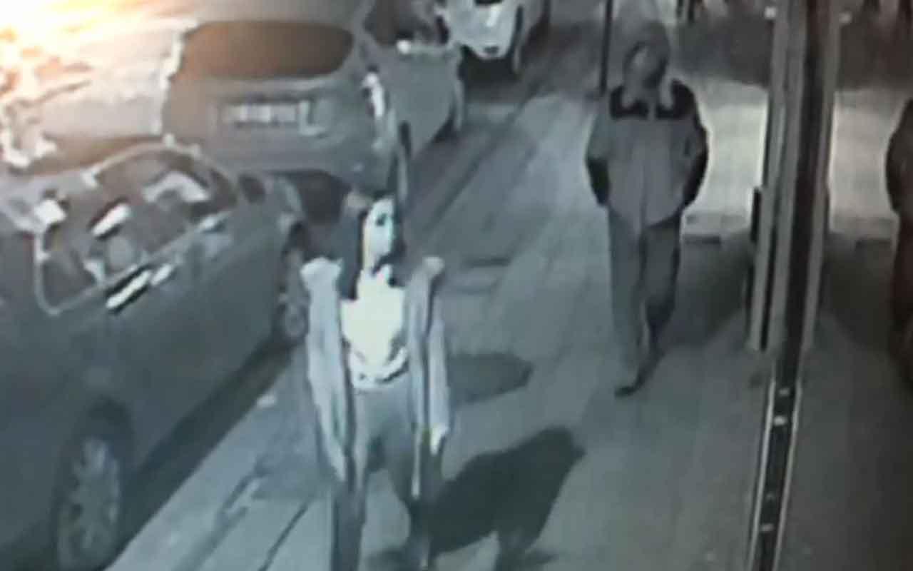 Cinayete kurban giden Ceren Özdemir'in son anları kamerada
