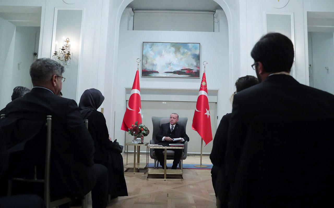 Macron 4'lü zirvede Erdoğan'a Libya anlaşmasını sorunca ayarı yemiş