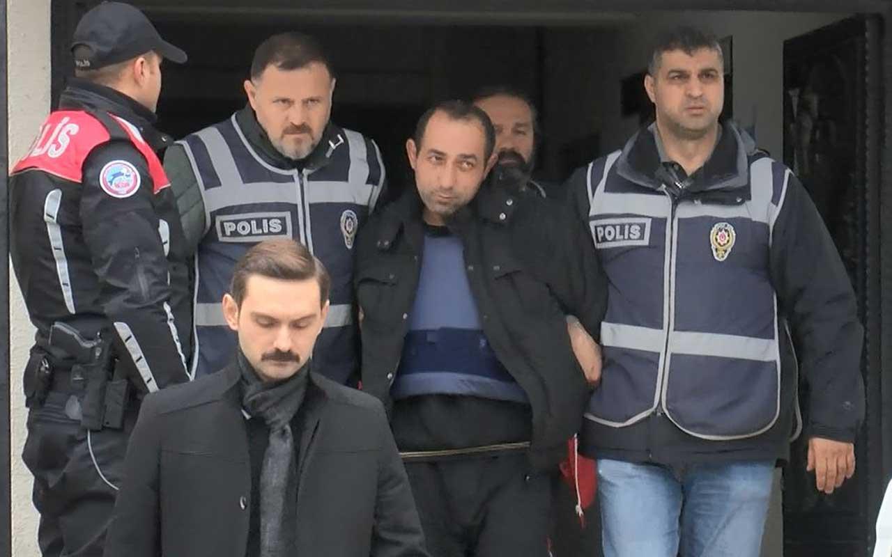 Ceren'in katili Özgür Arduç adliyeye getirildi