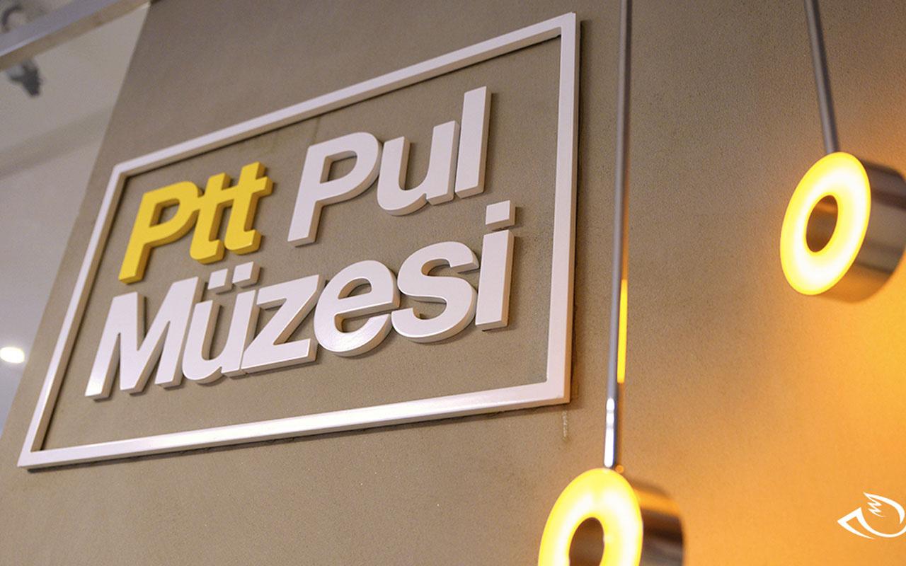 Geçmişe açılan kapı: PTT Pul Müzesi