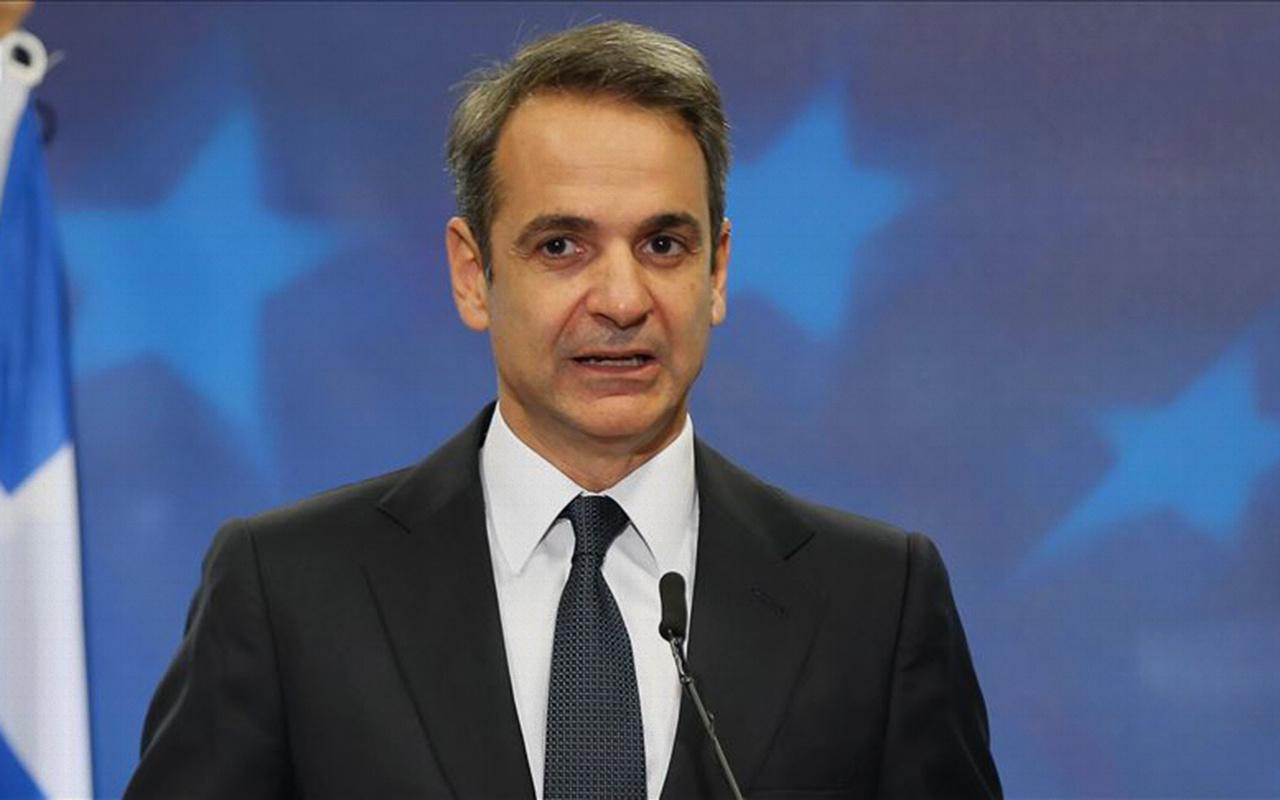 Yunanistan Başbakanı Miçotakis: Göç meselesi bir Yunan-Türk sorunu değil
